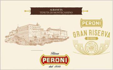 Nasce la Birra Peroni Montecassino, sarà prodotta nelle antiche masserie dell'Abbazia